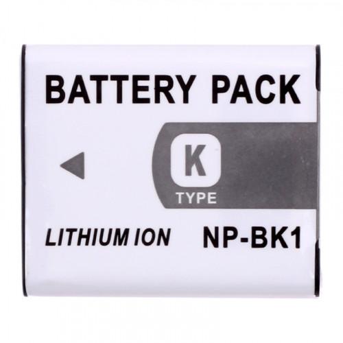 Батарея NP-BK1 аккумулятор для к фотоаппарату sony акумулятор батарейка