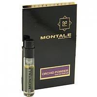 Montale Orchid Powder - Парфюмированная вода 2ml (пробник) (Оригинал)