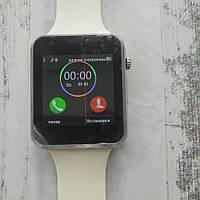 Смарт-часы (умные часы) UWatch A1 Silver (УЦЕНКА)