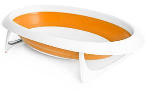 Детская ванночка от  Boon (оранжевая)