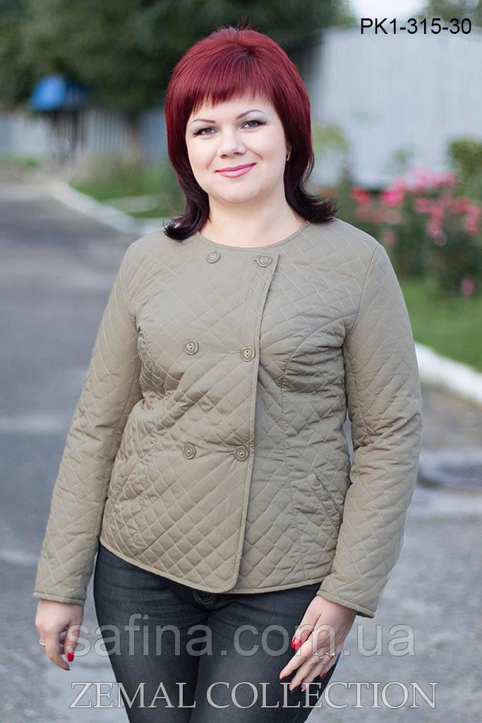 Весенняя легкая куртка PK1-315