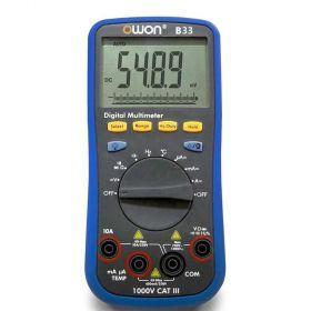 Цифровий мультиметр OWON B33+ (з bluetooth)
