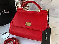 Яскрава жіноча сумочка DOLCE & GABBANA 'Sicily' (репліка), фото 1