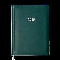 Ежедневник датированный 2019 BASE (Miradur), A5, зеленый 2108-04 , фото 1