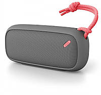 Портативная колонка Nude Audio Portable Bluetooth Speaker Move L Charcoal/Coral (PS004CLG), фото 1