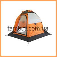 Палатка зимняя Norfin Easy Ice 6 угловая 210x245 x155см