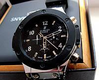 Часы мужские Hublot silver 20811