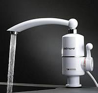 Проточный водонагреватель на кран. Мини бойлер DELIMANO