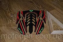 Наклейка на бак мотоцикла 200*230мм Spirit Beast (Варіант 2)