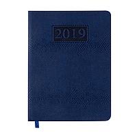 Ежедневник датированный 2019 AMAZONIA, A5, синий 2114-02 , фото 1