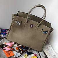 13fcfed3aa44 Женская сумка Hermes Birkin 35 см натуральная кожа, цена 4 800 грн ...