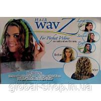 Бигуди HAIR WAVZ (Хейр Вейвз) , бигуди для завивки, фото 5