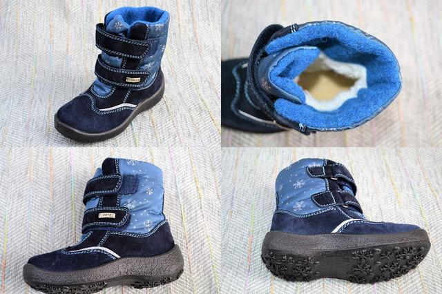 Мембранные ботинки Floare фото