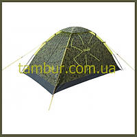 Палатка трекинговая Norfin Ruffe 2 (200x120x100)