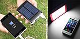Power Bank 90000 mAh с солнечной батареей и Led панелью, фото 5
