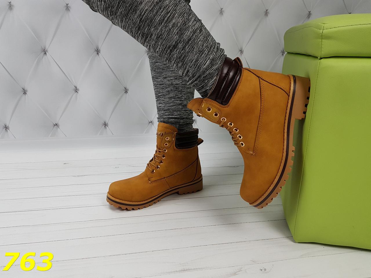 Ботинки тимбер коричневые зима очень теплые В НАЛИЧИИ ТОЛЬКО 39р