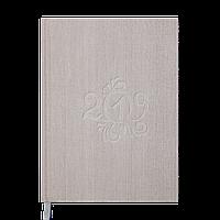 Ежедневник датированный 2019 ACTUAL, A5, 336 стр., песочный 2177-22 , фото 1