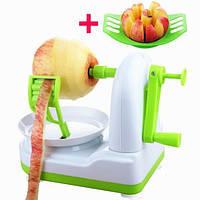 Ручная яблокочистка (Яблокорезка) Apple Peeler прибор для чистки яблок
