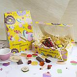 "Коробка с окошком ""Пончики"":, фото 3"