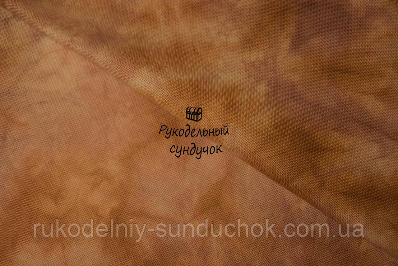 Ткань равномерного плетения ручного окраса А014