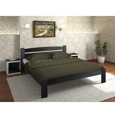 Двоспальне ліжко в спальню з натурального дерева  Дональд Дрімка
