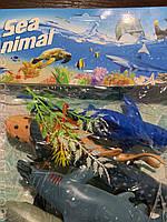 Фигурки морские обитатели игровой набор 6шт большие, фото 1
