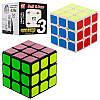 Кубик Рубика EQY501, 2 цвета, в кор-ке, 6-6-6см