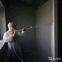 Фарбування стін та стелі