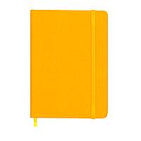 Ежедневник датированный 2019 TOUCH ME, A5, желтый 2137-08 , фото 1