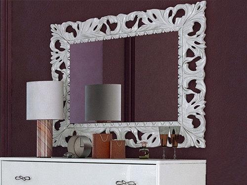 Зеркало Империя 1200х1000 Миро-Марк