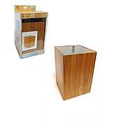 Ёмкость бамбуковая SmarT Bamboo для ванной