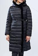 Женская зимняя куртка большого размера Clasna CW17D041CQL black 48, 50, 52, фото 1