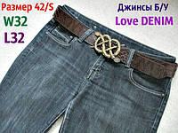 """Женские Джинсы """"Love DENIM""""+ ремень в подарок, фото 1"""