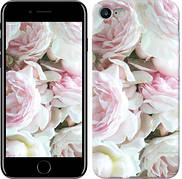 "Чехол на iPhone 7 Пионы v2 ""2706c-336-5948"""