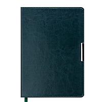 Ежедневник датированный 2019 SALERNO, A5, зеленый 2133-04 , фото 1