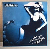 CD диск Scorpions - Savage Amusement, фото 1