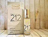 Масляные духи Firdaus 212