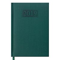 Ежедневник датированный 2019 GENTLE (Torino), A5, зеленый 2109-04 , фото 1