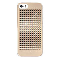 White Diamonds Rock Gold for iPhone 5/5S (1210RCK3)