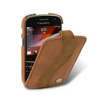 Чехол-флиппер Melkco Jacka для BlackBerry Bold Touch 9900/9930 коричневый, фото 1
