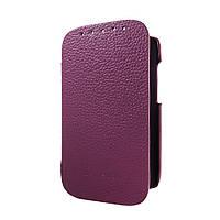 Чехол-книжка Melkco Jacka Face для HTC Desire C A320e фиолетовый