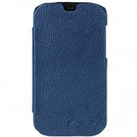 Чехол-книжка Melkco Jacka Face для HTC Desire V T328w/X T328e синий