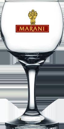 Нанесение логотипа на бокал для вина, фото 2