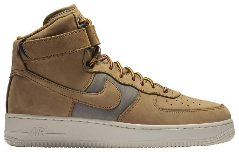 b3fff438 Кроссовки/Кеды (Оригинал) Nike Air Force 1 High Wheat/Khaki/Light ...
