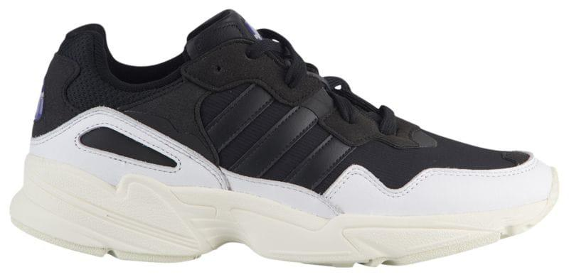 9e84603c4b52 Кроссовки Кеды (Оригинал) Adidas Originals Yung-96 White Black Off ...