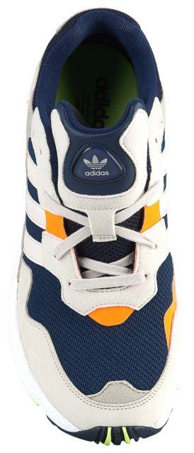 buy online 3eec4 b3854 ... Кроссовки Кеды (Оригинал) adidas Originals Yung-96 Collegiate Navy Raw  White ...