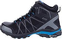 Мужские треккинговые ботинки Salamander ACFW-170303 Черно-серо-синие 6bf4f07110f0a