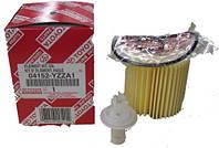 Фильтр масляный вставка Camry 3,5  LEXUS RX  TOYOTA RAV 4 III  04152-YZZA1