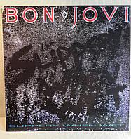 CD диск Bon Jovi - Slippery When Wet