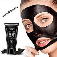 Черная маска для лица от черных точек Bioaqua Black Mask 60g